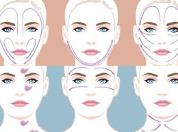 modalità di mettere la crema del viso