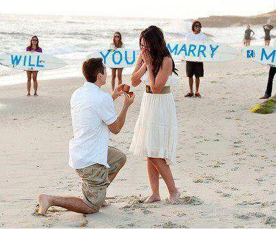 dichiarazione di matrimonio
